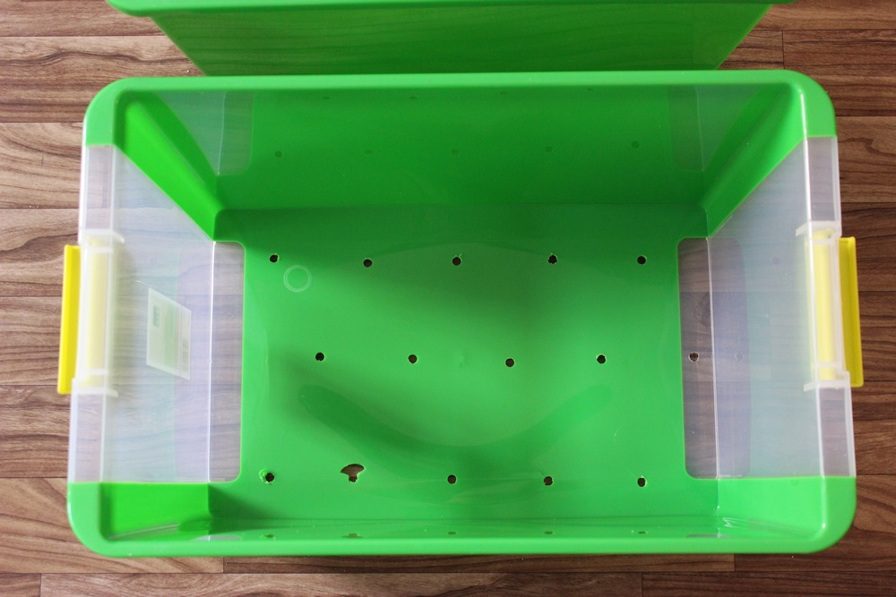 Wurmkiste wurmcafe wurmbox kompost wurmkompost anleitung selber bauen würmer 1