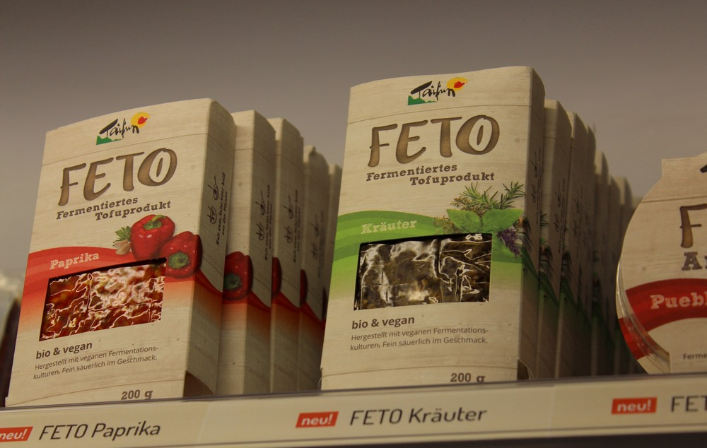 Taifun Feto Tofu fermentiert vegan bio