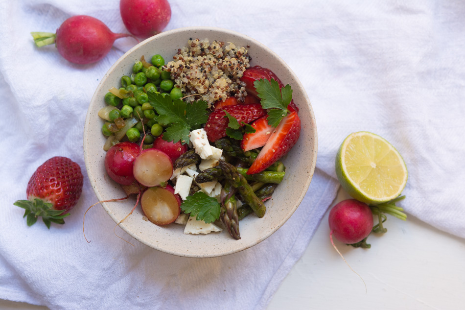 kann quinoa ablaufen