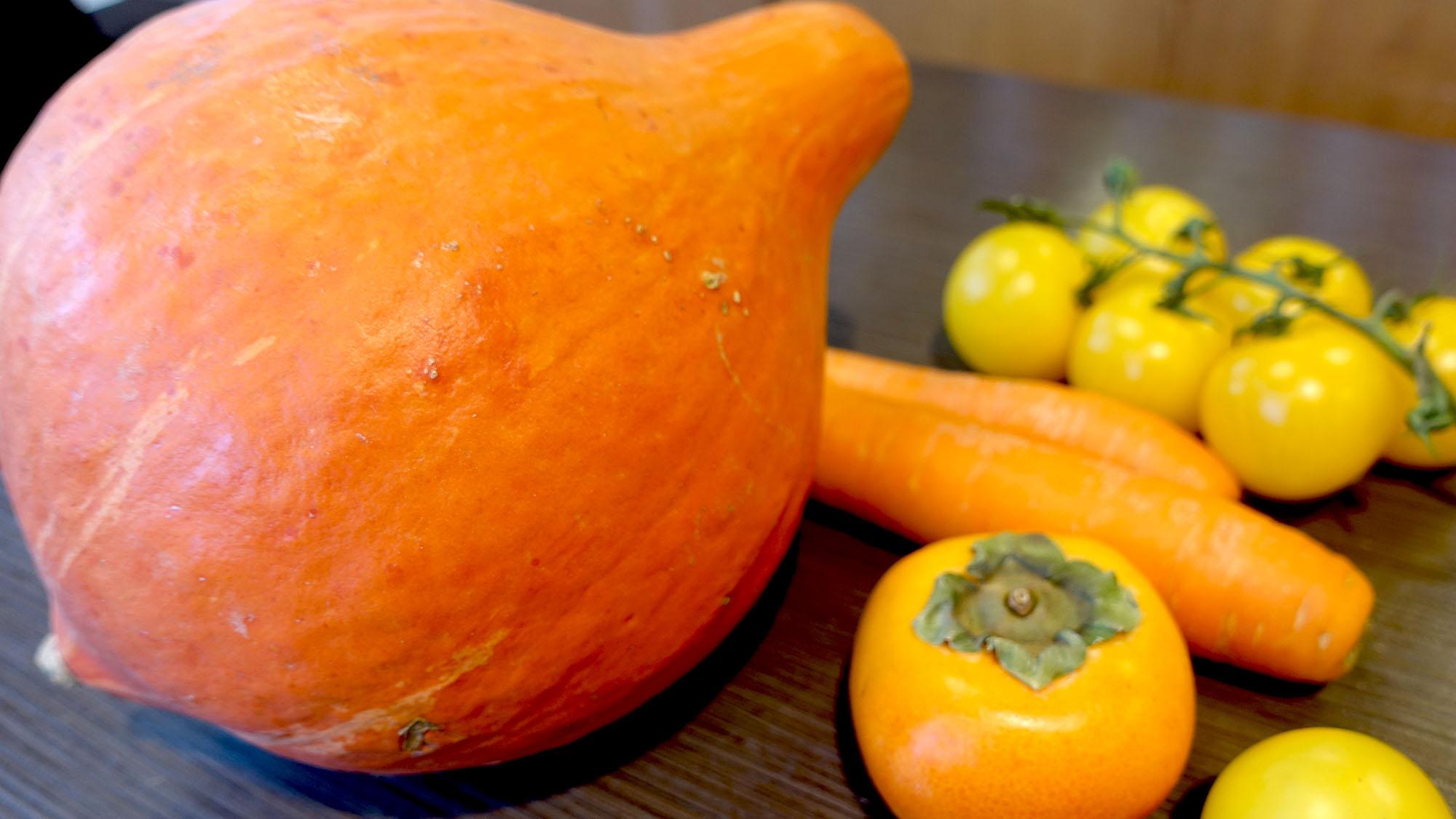 Essen nach Farben - Bio Blog
