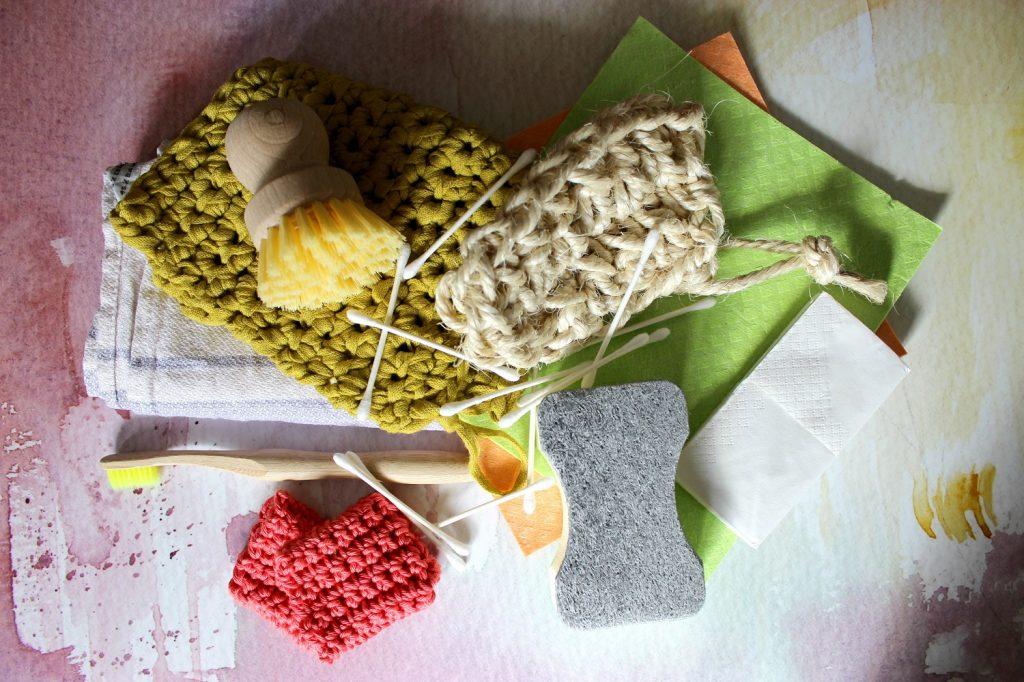 Umweltschonende und müllfreie Alternativen für Haushaltsprodukte