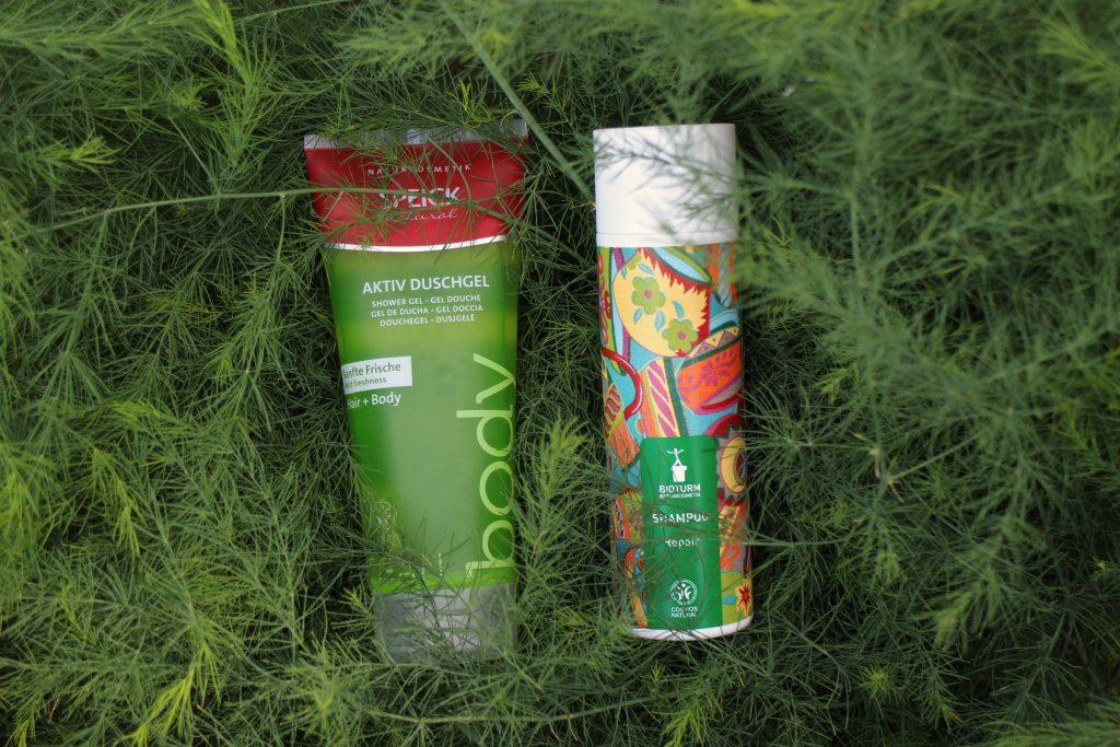 Naturkosmetik Shampoo