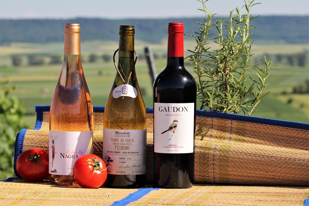 Wein Mittelmeer