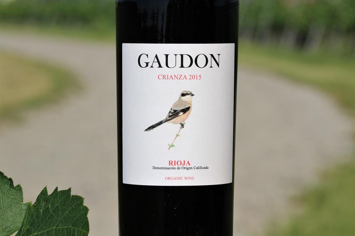 Wein Rioja Gaudon