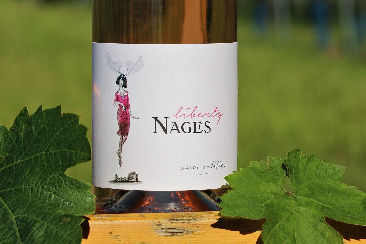 Wein Mittelmeer Rosé libertyNages