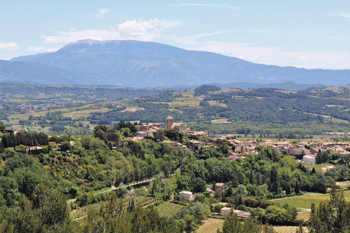 Provence Mont Ventoux