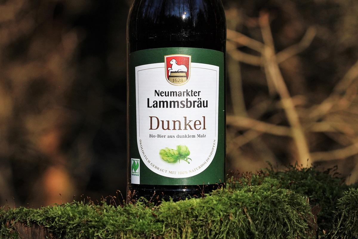 Neumarkter Lammsbräu Dunkel Bier