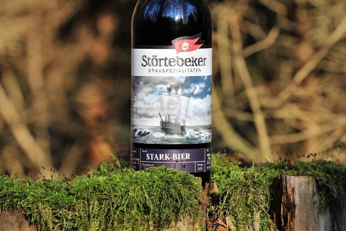 Fastenzeit Störtebeker Stark-Bier